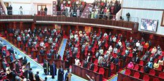 Tanzania's parliament