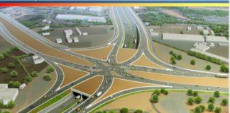 Tema Motorway Interchange