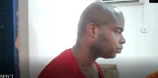 Victor Steve Kankam, Suspect