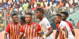 Hearts of Oak v Asante Kotoko