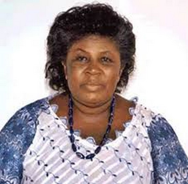 former first Lady Mrs Theresa Kufuor