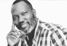 The fallen actor, Bishop Bernard Nyarko