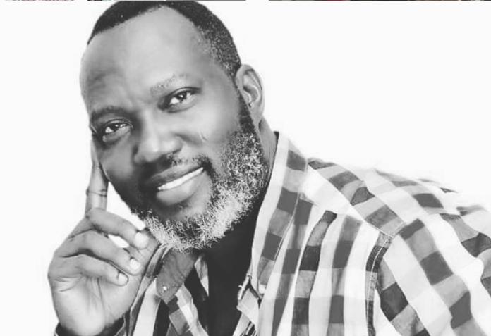 The fallen actor, Bishop Bernard Nyarko