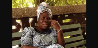 Mother of Stonebwoy, the dancehall musician.