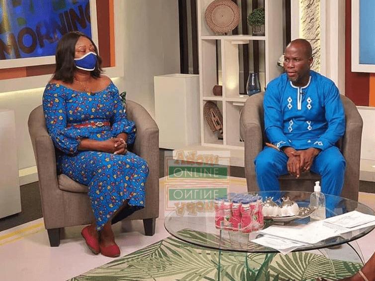 Rev. and Mrs. John Azumah on Joy Prime's Prime Morning show