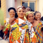 Obaapa Christy shows off family