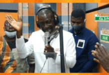 Captain Smart leaves Adom FM