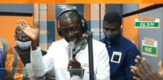Captain Smart leaves Adom FM