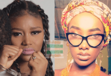 File Photo: Singer eShun and the late Ebony Reigns