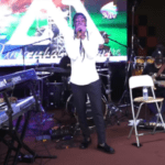 Untamed Virtual Concert: Samini performs