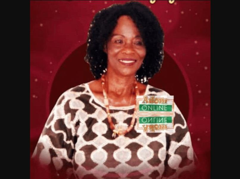 The late Mrs Vivian Seshie Tsegah
