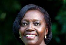 Martha Wangari Karua, Kenya's former Minister for Justice