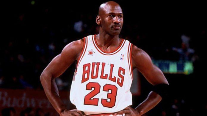 NBA Hall of Famer, Michael Jordan