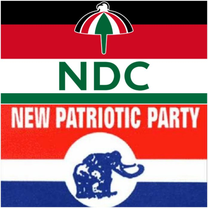 The two most dominant political parties in the country