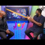 Bulldog talks with host IB on Joy Prime's Showbiz Now