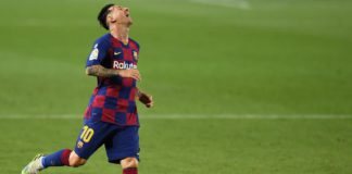 Lionel Messi (FC Barcelone) Image credit: Getty Images