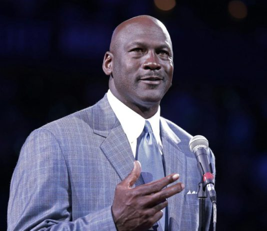 """Michael Jordan is """"truly pained and plain angry"""" after the death of George Floyd"""
