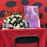 Photos from late Peace FM presenter's one-week Kwadwo Wiafe