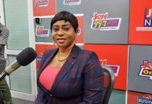 Member of Parliament for Dome Kwabenya Constituency, Mrs Sarah Adwoa Sarfo
