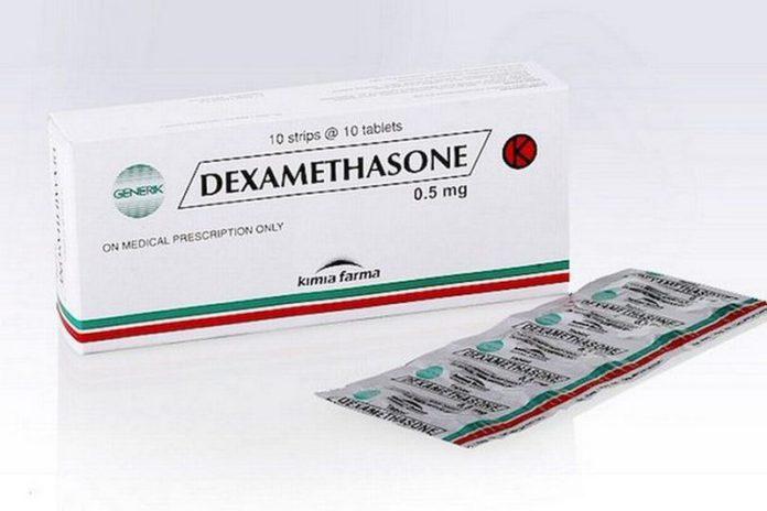 Coronavirus: Dexamethasone