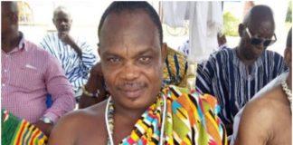 Nii Teye Kojo Amankwah Sune I – Chief of Gbetseli
