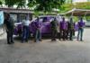 Hollard Ghana donates to Kamina Barracks Hospital