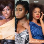 Becca, ama k abebrese and lydia forson