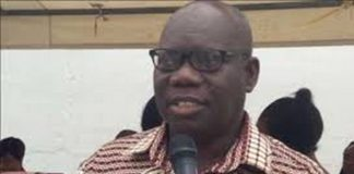 Mayor of Sekondi-Takoradi, Anthony Kobina Kurentsi Sam