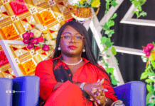 CEO of Charterhouse, Theresa Ayoade at the 2020 3Music Women's Brunch