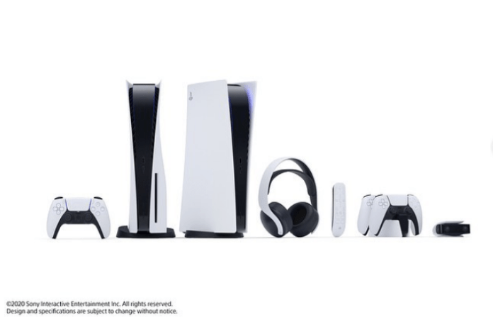 Sony PlayStation 5 and its accessories