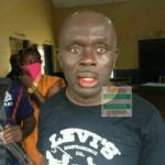 Kwame Adom Appiah an aspirant at Effiduase Asokore