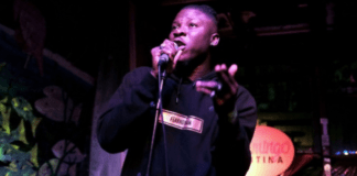 Stonebwoy performs onstage at SXSW presents Reggae during the 2019 SXSW Conference and Festivals at Flamingo Cantina on March 12, 2019 in Austin, Texas. (Hubert Vestil/Getty Images for SXSW)