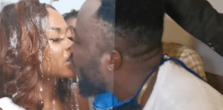 DKB kisses Akuapem Poloo