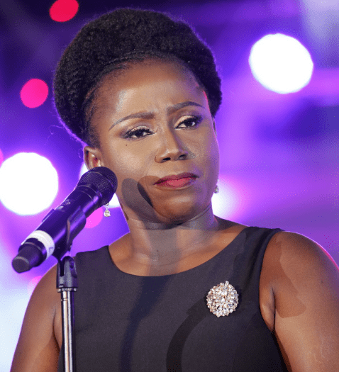Diana Hamilton is the 4th most-watched Ghanaian artiste per Billboard's list/ Photo by Gershon Mortey (Adomonline.com)