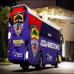 Hearts of Oak new bus