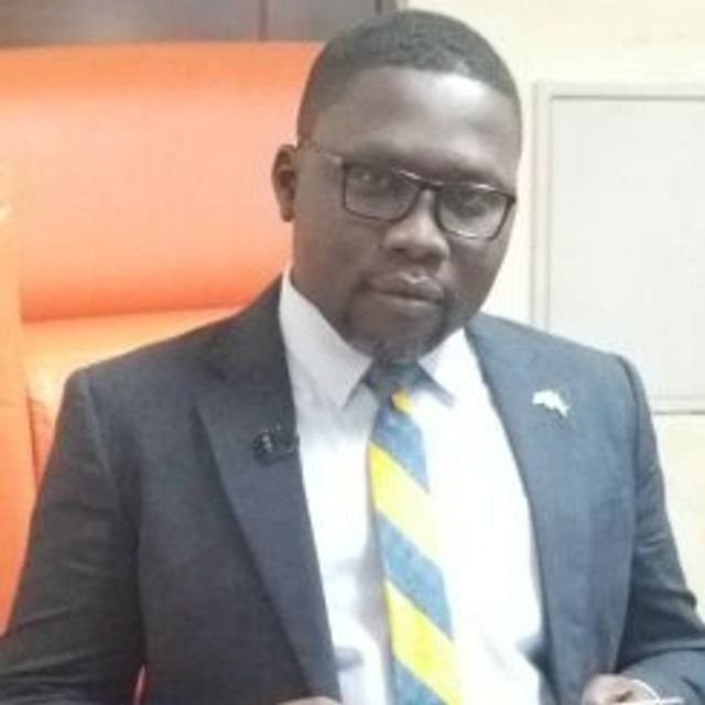 Ghana Link Public Relations Manager, Norvan Acquah-Hayford