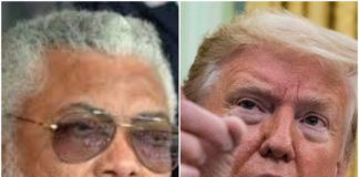 Jerry John Rawlings and Donald Trump