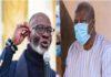 John Mahama and Gabby Asare Otchere-Darko