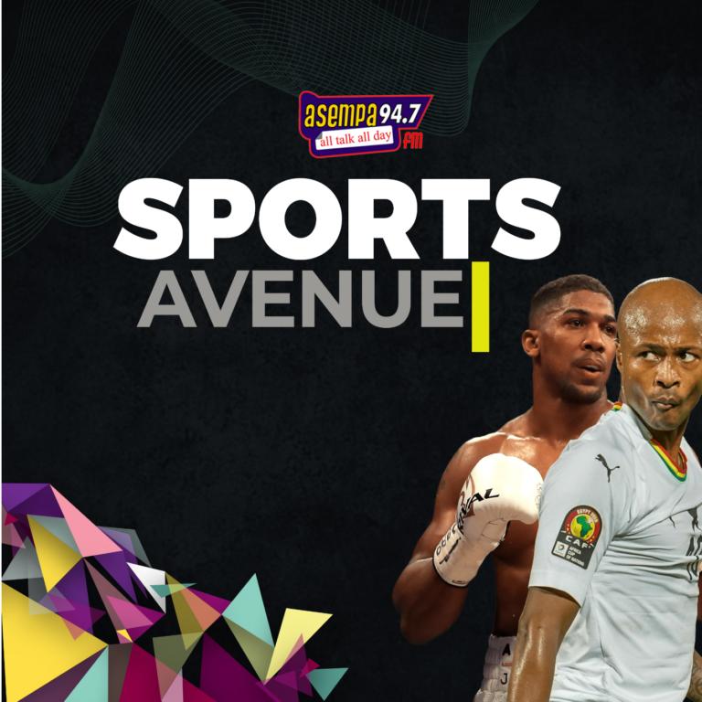 Asempa Sports  Avenue 1