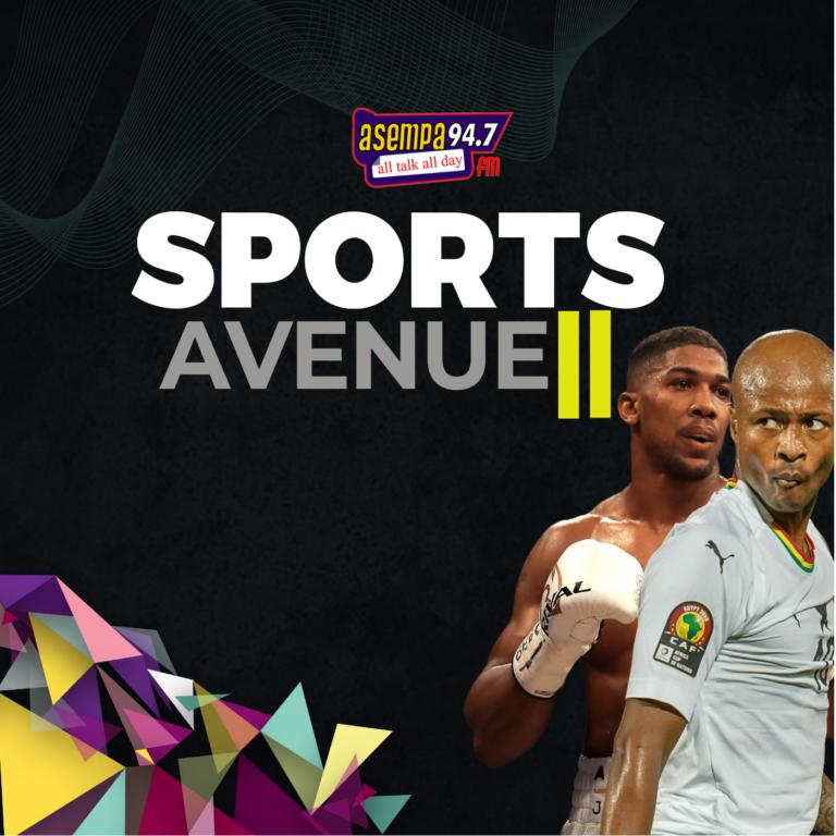 Asempa Sports Avenue 2