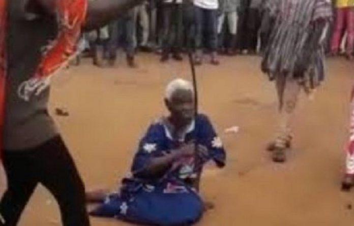old woman killed lynch