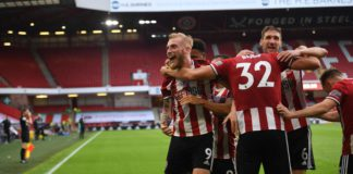 Sheffield United celebrate Image credit: Getty Images