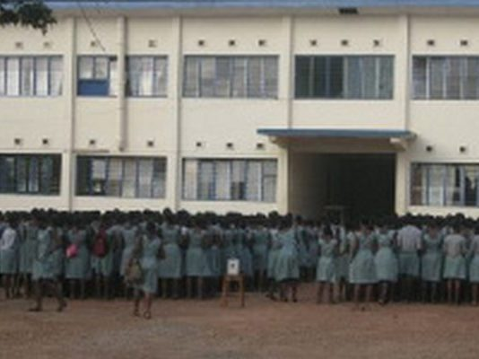 Six students of Accra High are said to have been infected with coronavirus.