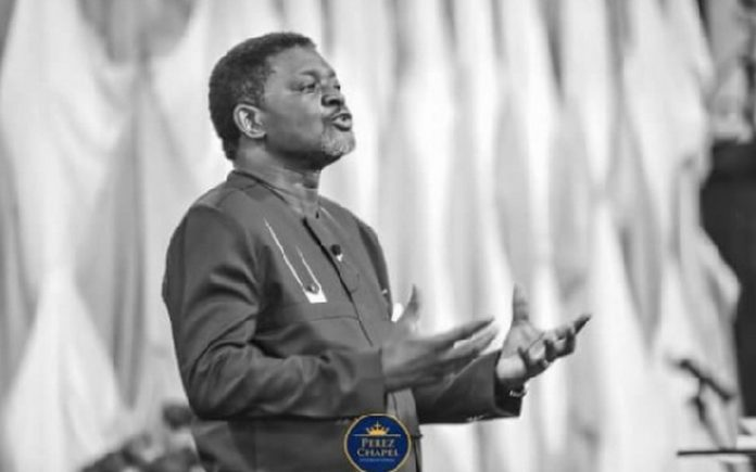 Bishop Agyinasare, General Overseer of Perez Chapel