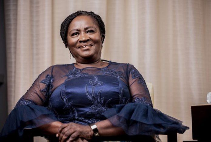 Professor Jane Naana Opoku-Agyemang.