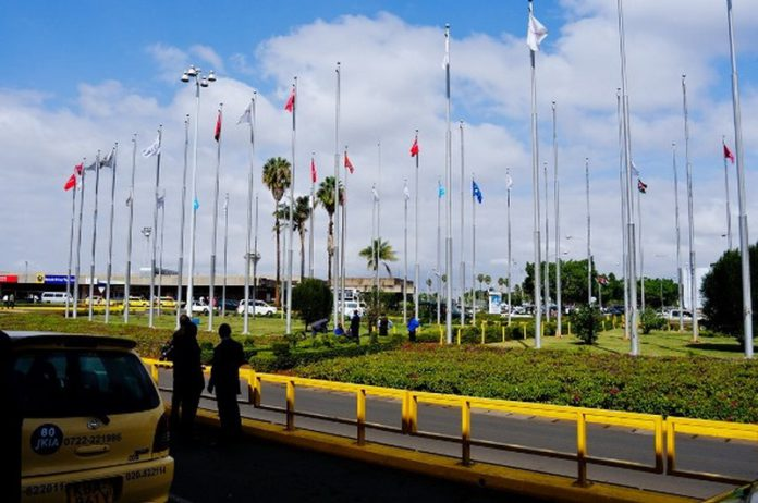 Domestic flights resumed in Kenya on 15 July