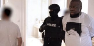 Hushpuppi arrested in Dubai
