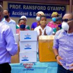Professor Ransford Gyampo, Political Science lecturer at the University of Ghana