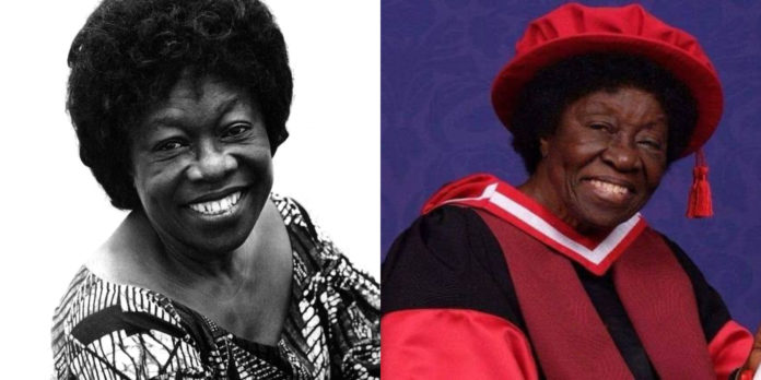 Dr Leticia Obeng, Ghana's first female scientist