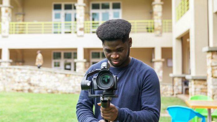 Ashesi University David Boanuh